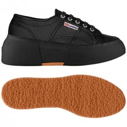 SUPERGA SUELA OVERSIZE 2287 S00DQS0 996 FULL BLACK