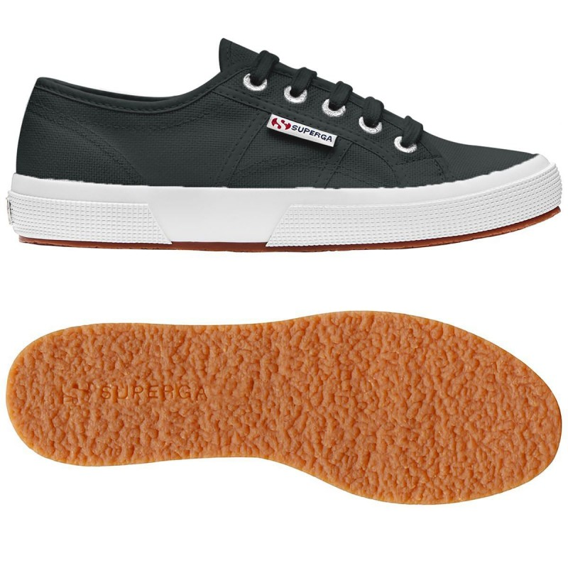SUPERGA 2750 S000010 405 BLACK LOCHNESS