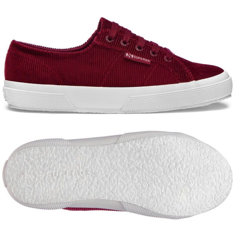 SUPERGA 2750 PANA BURDEOS