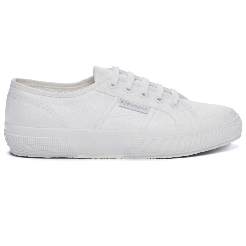 SUPERGA 2750 LAME BLANCA