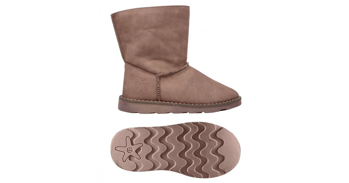 4864-SYNLEAJ, 19237, BOOTS S00FT70 XCW PINK SMOKE