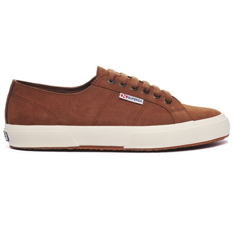 Superga Suede 2750 BROWN CLAY