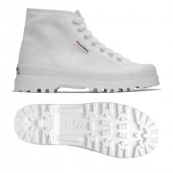 Superga Alpina 2341 ANKLE BOOTS S00GXG0 901 WHITE