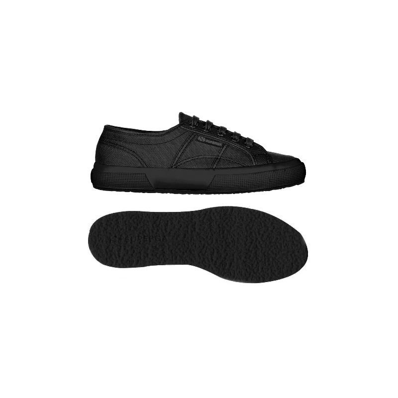 2750-COTU CLASSIC, 13572, LE SUPERGA S000010 997 TOTAL BLACK