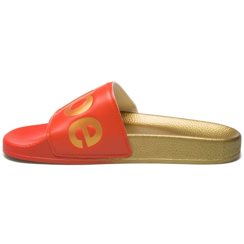 1908-PUU, 20388, SLIPPERS S111I3W A05 ORANGE MELO