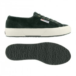 2750-CURVEFLANNELW, 13573, LE SUPERGA S00AXI0 407 GREEN DK