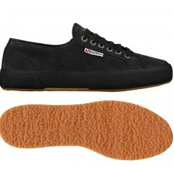 2750-SUELNGCOTU, 23572, LE SUPERGA S111E6W A09 FULL BLACK