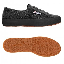 2750-FURPAIW, 13573, LE SUPERGA S00A2J0 C88 FULL BLACK
