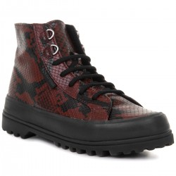 2341-ALPINA SYNSNAKEW, 23574, ANKLE BOOTS S111SNW URL RED CATAWBA