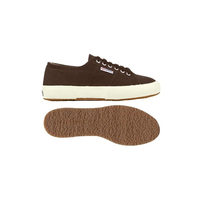 Superga invierno marrones