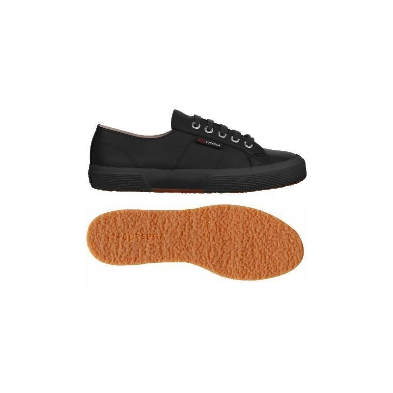 2750-FGLU, 11497, LE SUPERGA S001TT0 A09 FULL BLACK
