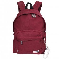 2750 SMALL BACK PACK 7ASS0118 A18 RED DK SCAR