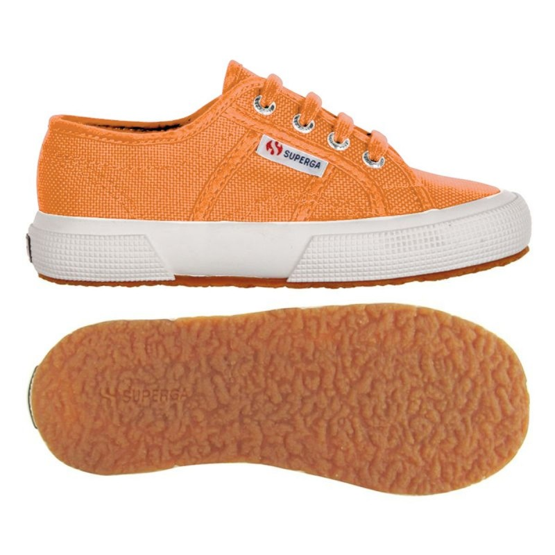2750-JCOT CLASSIC, 14360, LE SUPERGA S0003C0 W98 ORANGE CLAY