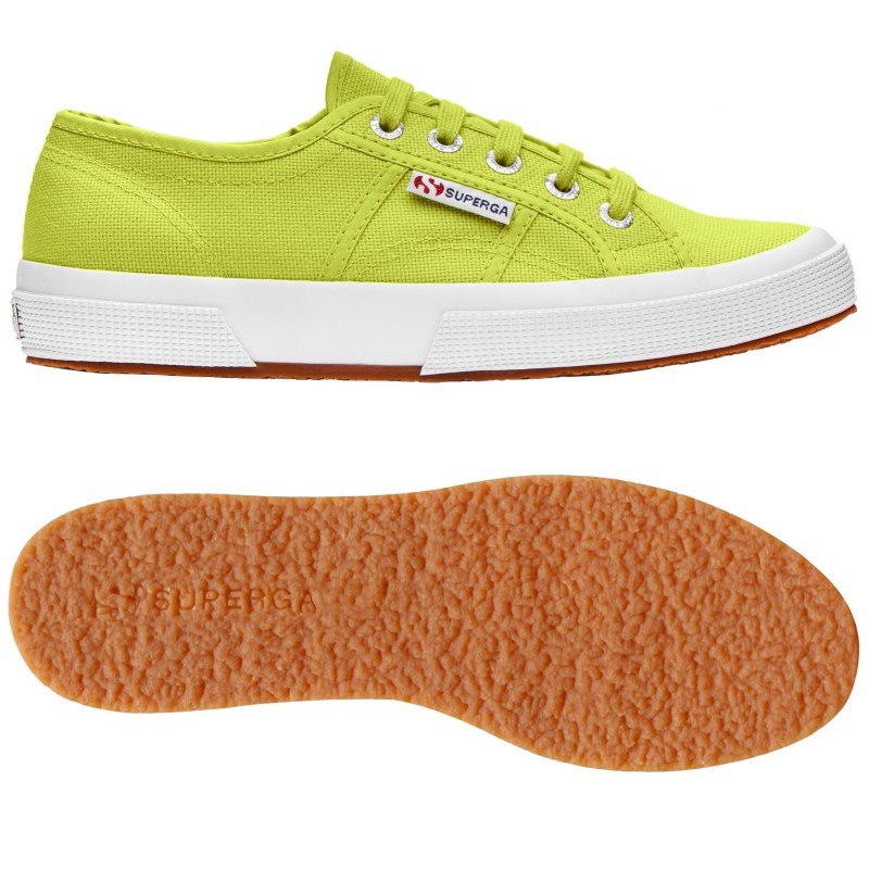 2750-COTU CLASSIC, 12909, LE SUPERGA S000010 C28 APPLE GREEN
