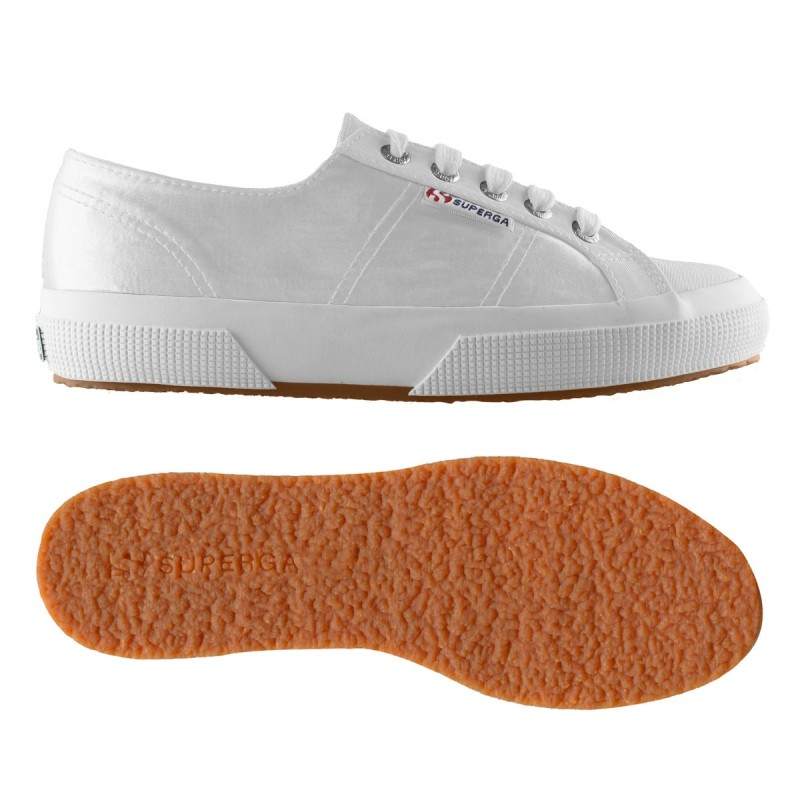 2750-SATINW, 14358, LE SUPERGA S00BNG0 900 WHITE