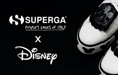 Superga X Disney